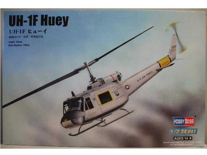 Hobbyboss 1/72 87230 UH-1F Huey