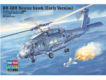 Hobbyboss 1/72 87234 HH-60H Rescue Hawk early version