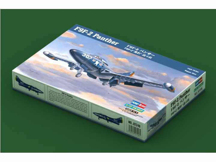 Hobbyboss 1/72 87248 F9F-2 Panther