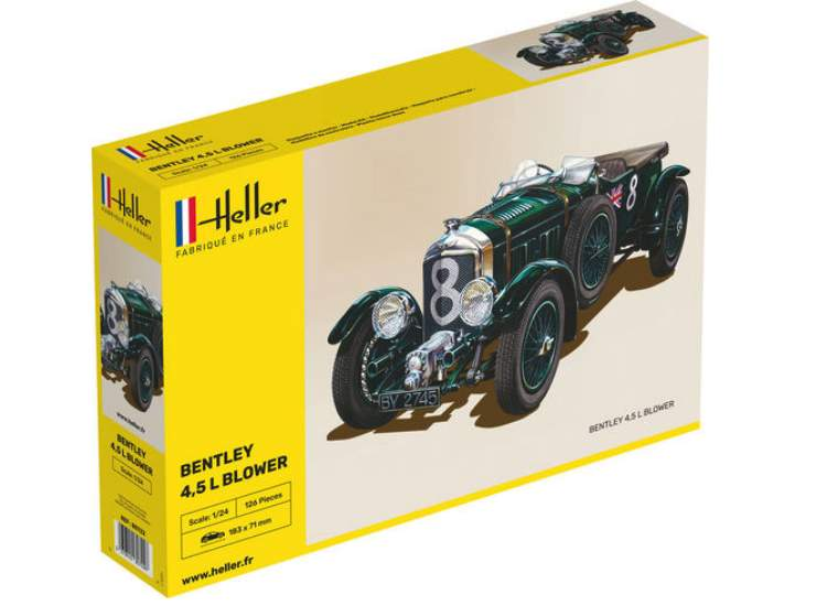 Heller 1/24 80722 Bentley 4.5L Blower
