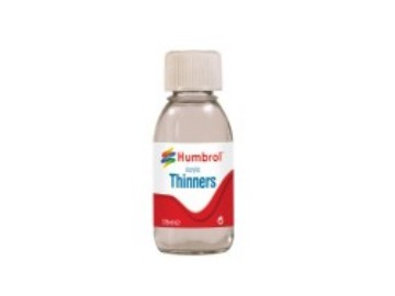 Humbrol 125ml C7433 Acrylic Thinners 125ml Bottle