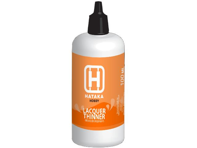 Hataka 100ml XP03 Lacquer Paints Thinner