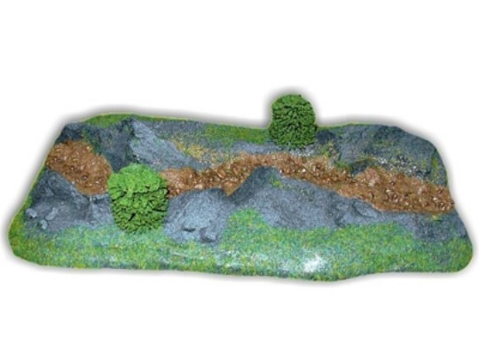 Javis 1/72 GT20 Shallow Stream/Riverbed