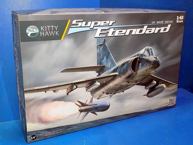 Kitty Hawk 1/48 80138 Dassault Super Etendard