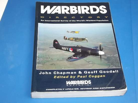 Books   Warbirds Directory Date: 1989