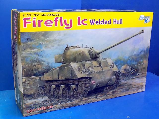 Dragon 1/35 6568 Firefly IC Welded Hull Date: 00's