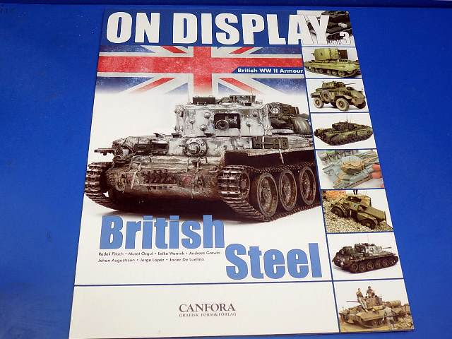 Canfora - - On Display Vol 3 - British WWII Armour Date: 00's