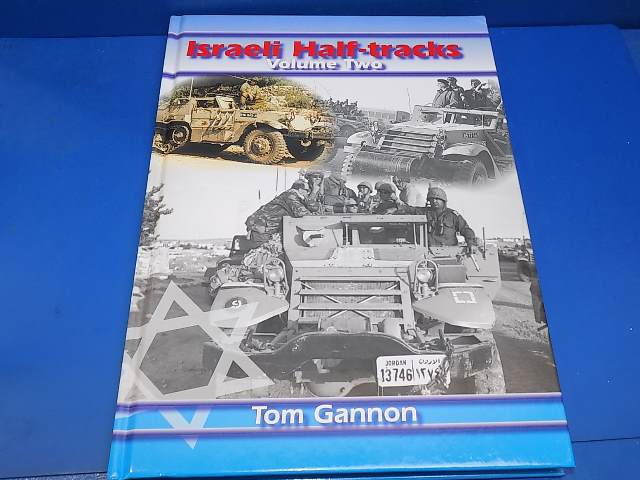 Books - - Israeli Half Tracks Volume Two Date: 00's