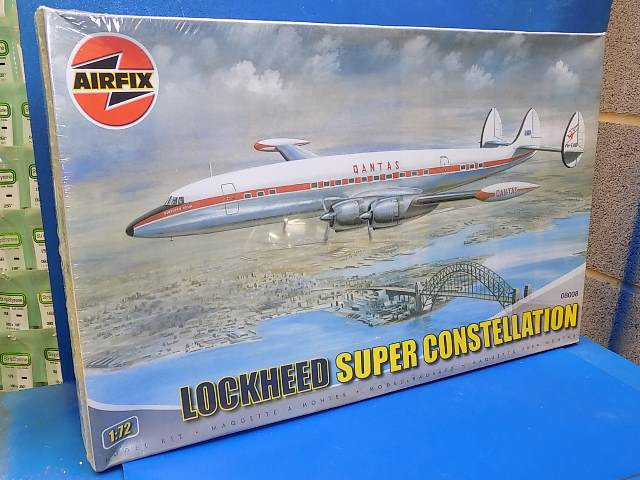 Airfix 1/72 08008 Lockheed Super Constellation Date: 00's