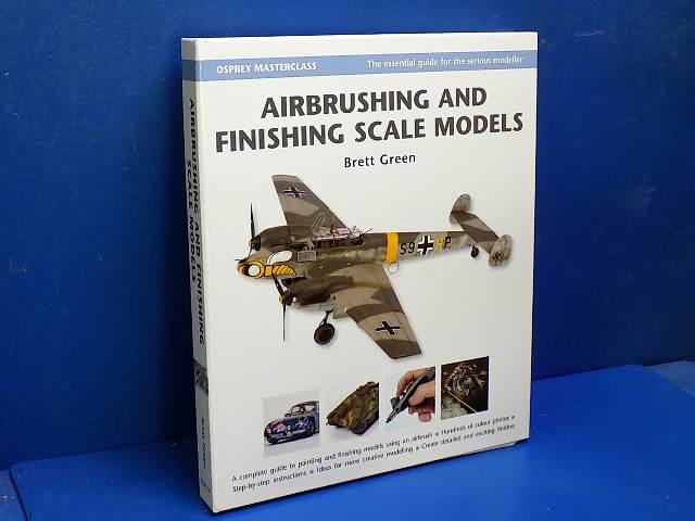 Osprey - - Airbrushing and Finishing Scale Models Date: 00's