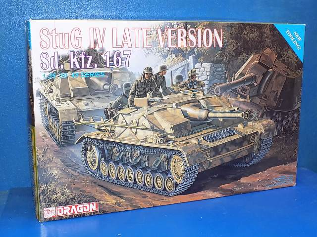 Dragon 1/35 6043 Stug IV Late Version Date: 00's