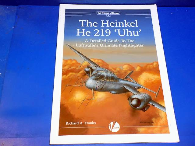 Books - 1 Airframe Album No 1 - He219 Detailed Guide Date: 00's