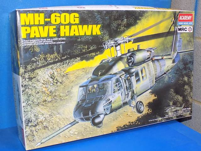 Academy 1/35 2201 MH-60G Pave Hawk Date: 00's