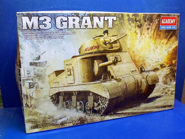 Academy 1/35 13212 M3 Grant Date: 00's