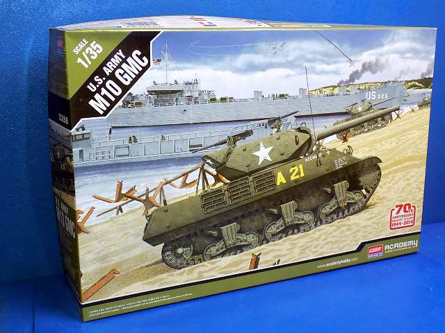 Academy 1/35 13288 US Army M10 GMC Date: 00's
