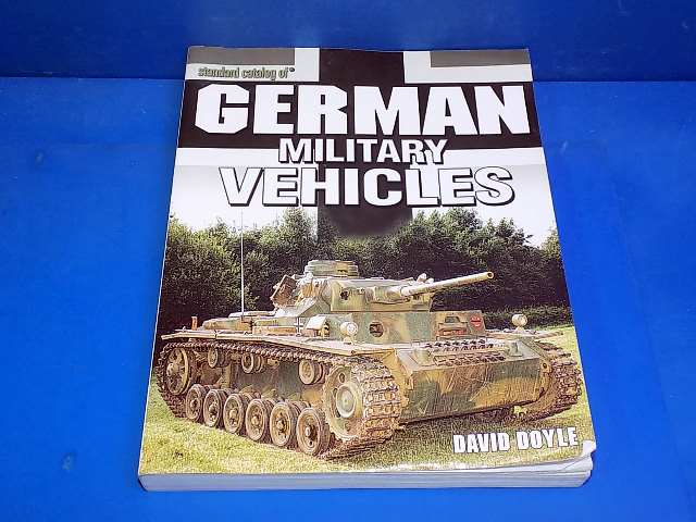 Books - - Standard Catalog of German Military Vehicles Date: 00's