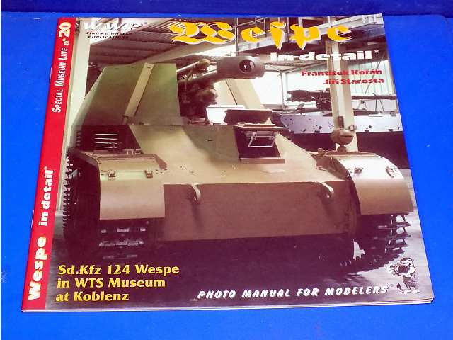 Wings & Wheels Publications - - Wespe in Detail Date: 00's