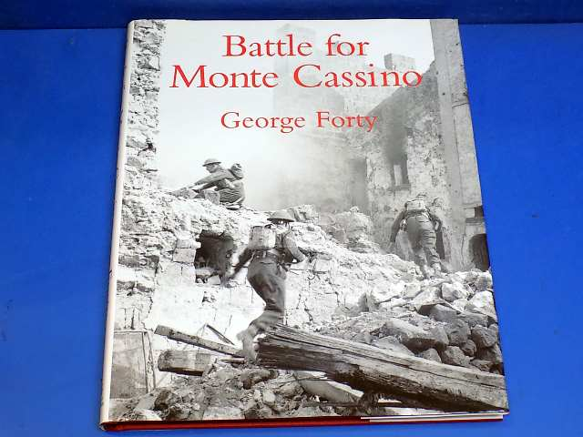 Ian Allan - - Battle for Monte Cassino - George Forty Date: 00's