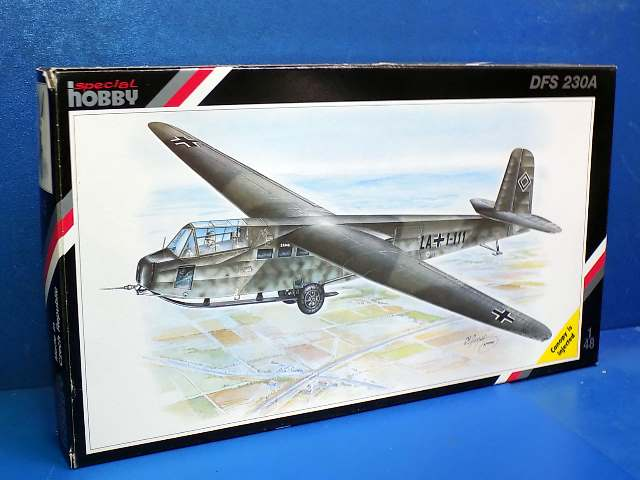 Special Hobby 1/48 48014 DFS 230A Date: 00's