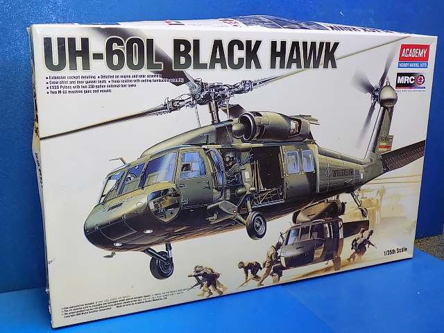 Academy 1/35 2192 UH-60L Black Hawk Date: 00's