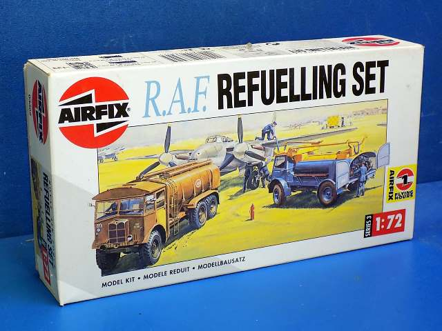 Airfix 1/76 03302 Refuelling Set Date: 90's