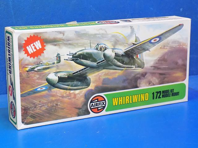 Airfix 1/72 02064 Whirlwind Date: 1970's