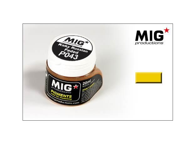 Mig Productions 20ml 00043 Khaki Russian Faded