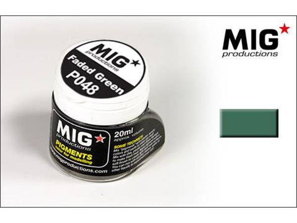 Mig Productions 20ml 00048 Pigment - Faded Green