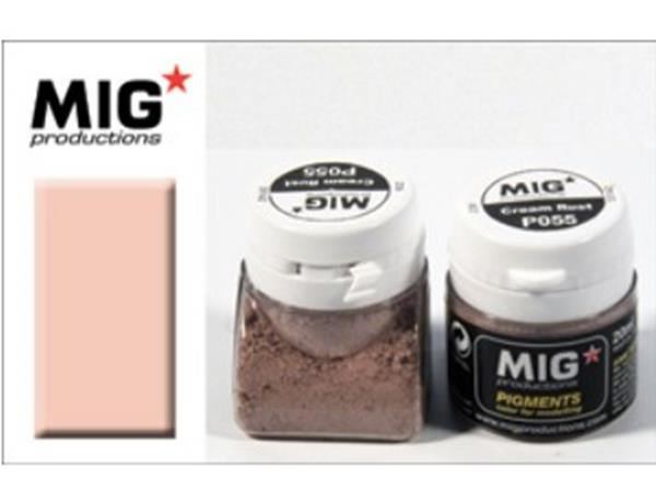 Mig Productions 20ml 00055 Pigment - Cream Rust