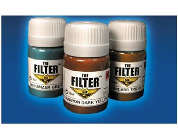 Mig Productions 3 x 25ml 00243 German Filter Set