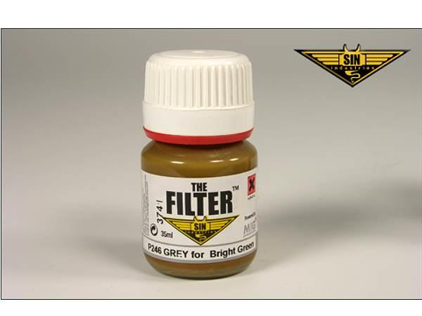 Mig Productions 35ml 00246 Filter - Grey Filter for Bright Green