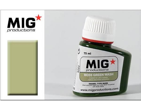 Mig Productions 75ml 00305 Moss Green Wash