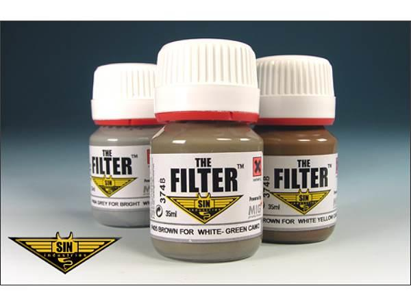 Mig Productions 3 x 25ml 00407 Winter Filter Set
