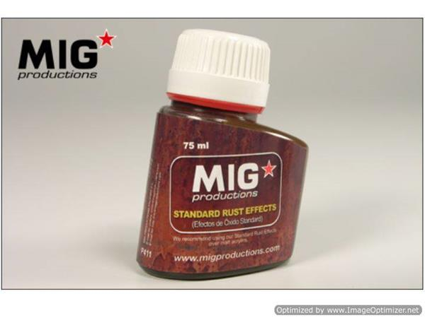 Mig Productions 75ml 00411 Standard Rust Effect