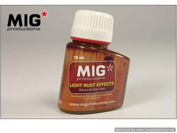 Mig Productions 75ml 00412 Light Rust Effects