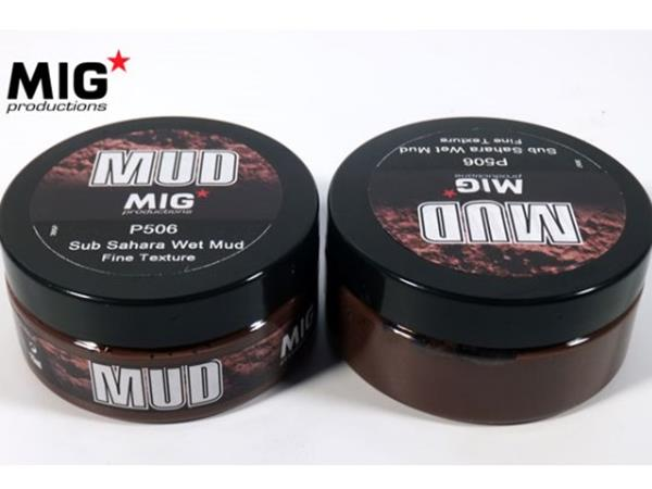 Mig Productions 75ml 00506 Sub Sahara Wet Mud. Fine texture