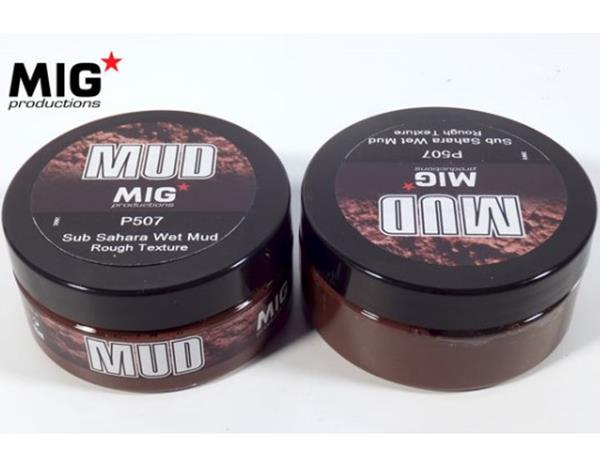 Mig Productions 75ml 00507 Sub Sahara Wet Mud. Rough texture
