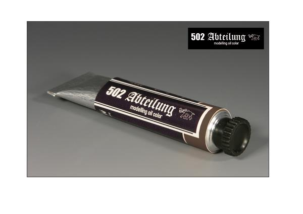 Mig Productions na ABT130 Abteilung Oil Colour - Dark Mud
