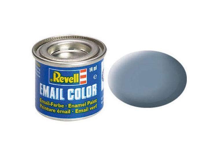 revell 14ml 32157 57 grey matt enamel paint - Revell Night Color