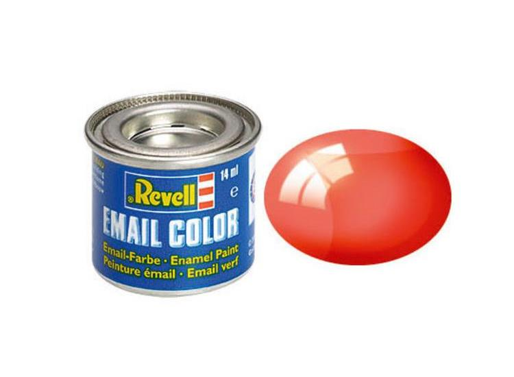 Revell 14ml 32731 731 Red  Clear Enamel Paint