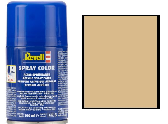 Revell 100ml 34194 094 Gold Metallic Acrylic Spray