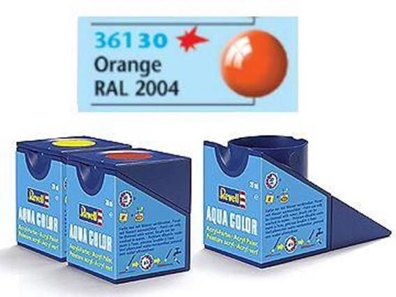 Revell 18ml 36130 30 Acrylic Gloss - Orange