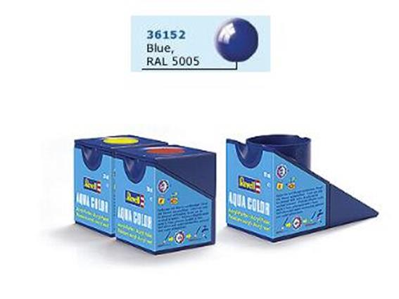 Revell 18ml 36152 52 Acrylic Gloss - Blue