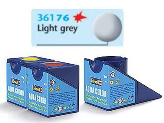 Revell 18ml 36176 76 Acrylic Matt - Light Grey USAF