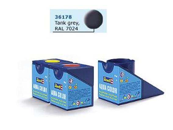 Revell 18ml 36178 78 Acrylic Matt - Tank Grey