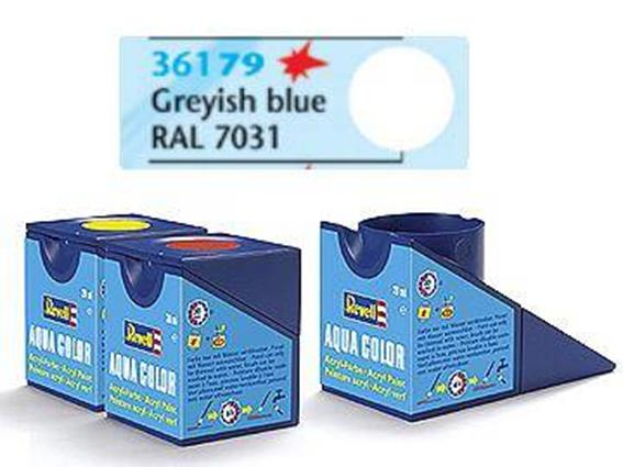Revell 18ml 36179 79 Acrylic Matt - Greyish Blue