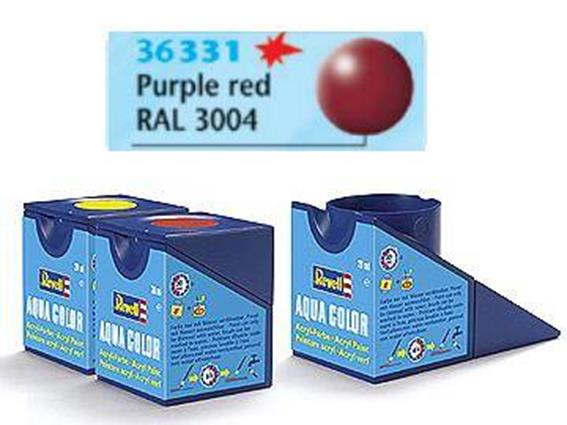 Revell 18ml 36331 331 Acrylic Silk - Purple Red