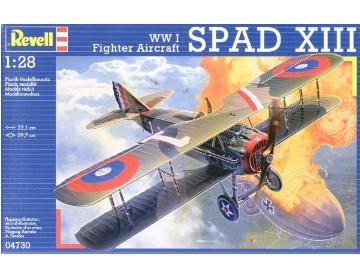 SPAD XIII WW1 Fighter