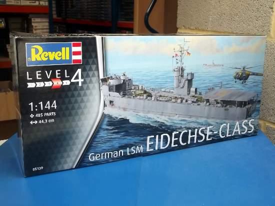revell 1144 5139 eidechse german lsm class - Revell Night Color