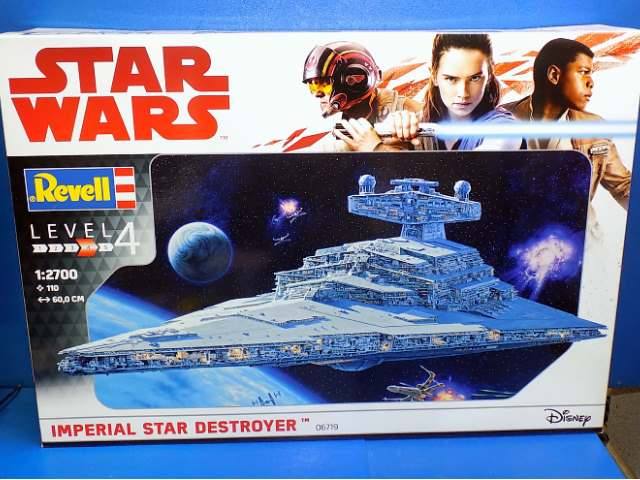 Revell 1/2700 67198 Star Wars - Imperial Star Destroyer